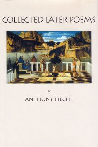 Hecht,-Collected-Later-Poems-Cover