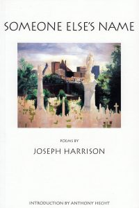 Joseph-Harrison,-Someone-Else's-Name-Cover