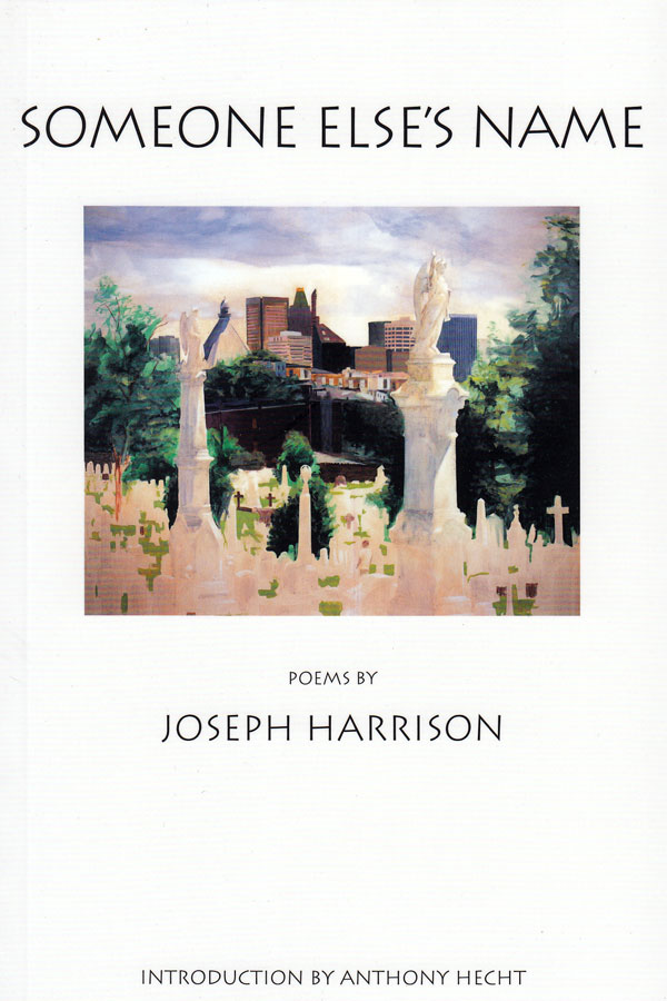 Joseph-Harrison,-Someone-Else's-Name-Cover